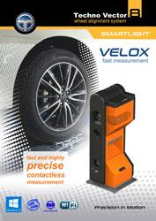Techno Vector 8 SMARTLIGHT VELOX