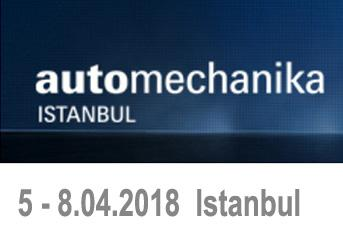 Techno Vector at Automechanika Istanbul 2018