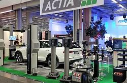 Techno Vector at the «Automassan 2020» exhibition in Sweden